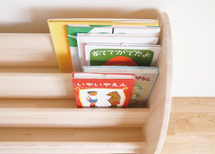 木遊舎絵本棚M 600