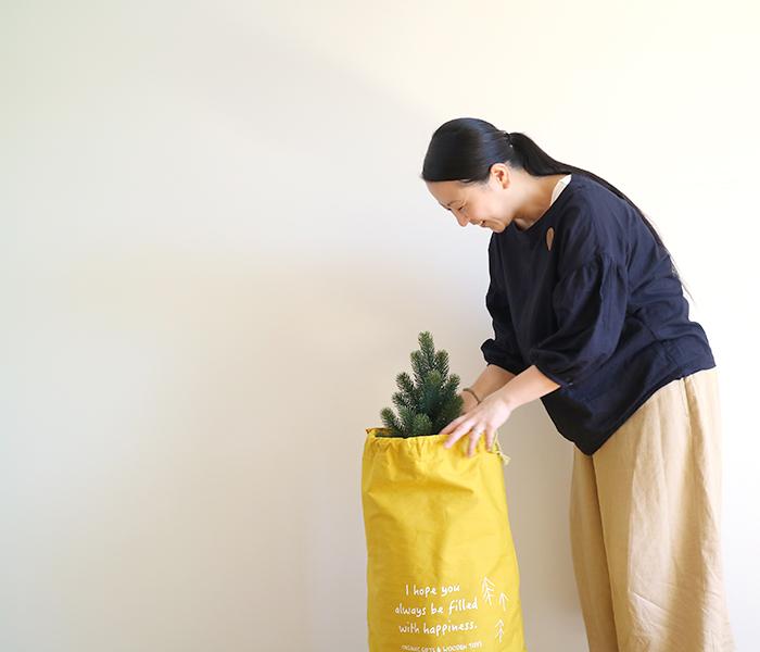 クリスマスツリー収納袋