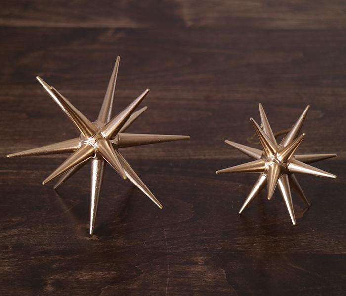 ベツレヘムの星金の星小