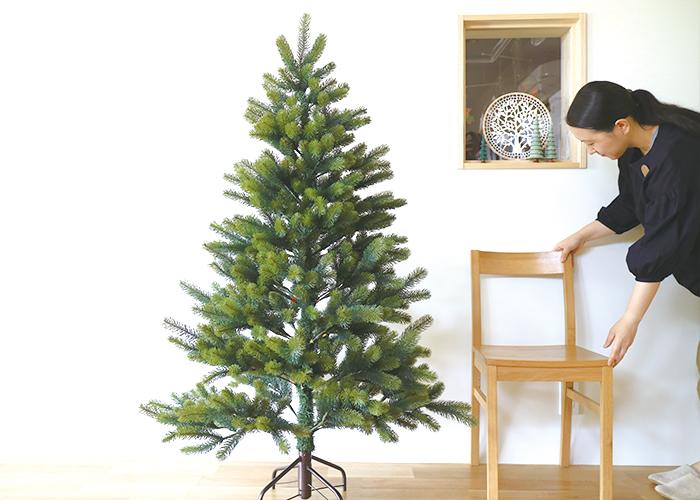 ドイツ製クリスマスツリーPLASTIFLOR社150